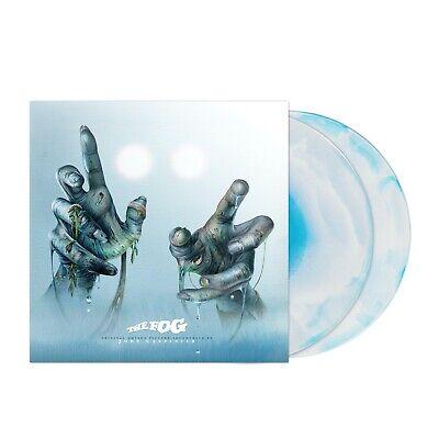 John Carpenter's The Fog Vinyl Record LP White & Blue Swirl Color Variant