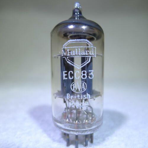 Mullard 12AX7/ECC83 Copper Post O-Getter I61 B0F 1960 Blackburn England