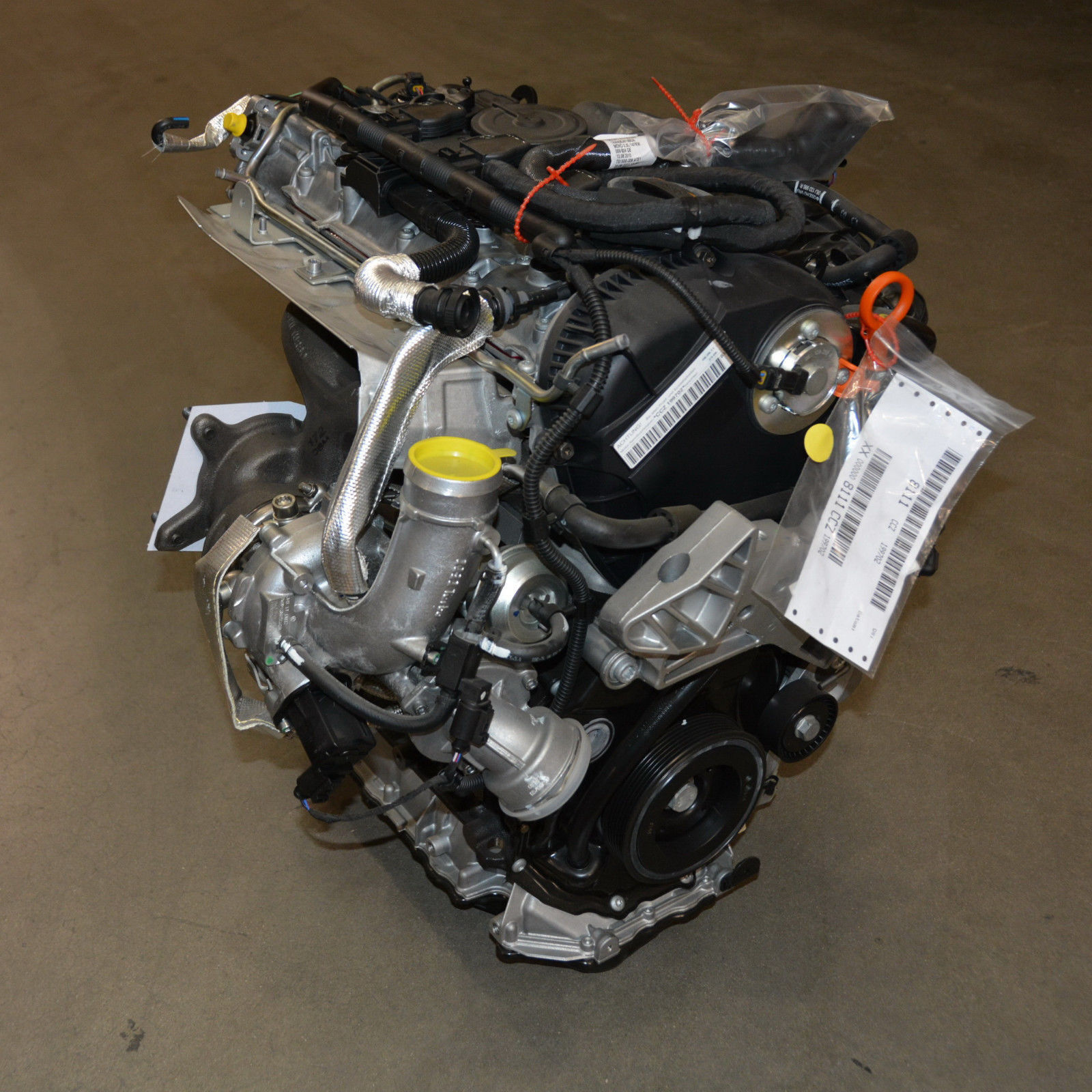 New OEM VW Audi 2.0L TFSI Complete CCTA CCZA Engine Turbo ...