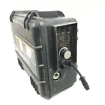 Miller Suitcase X-treme 12vs Wire Feeder Flux Core Mig Welder Digital Display