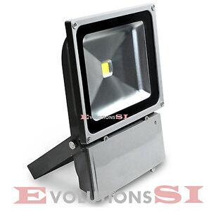 Foco led de 100w de pared ip65 bombilla foco lampara for Bombillas led para focos exterior