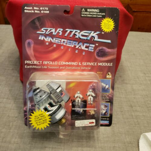 """NOS 1996 Star Trek Innerspace Series """"Project Apollo Command & Service Module"""""""