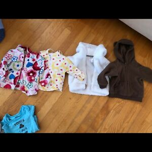 Large Baby Girl Lot - 6-12 months