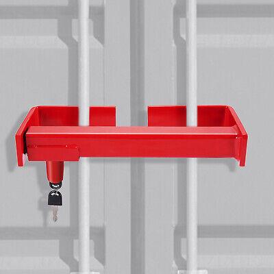 Heavy Duty Cargo Door Lock For Sea Container Semi Trailer 9.84-17.32 Range
