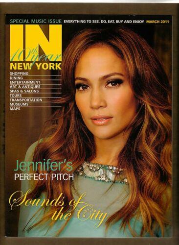 IN NEW YORK MAGAZINE MARCH 2011 JENNIFER LOPEZ  JLO