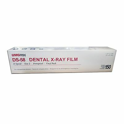 Dental Umg X-ray Film All Types Optional 150box Or 100box - Sample Pics