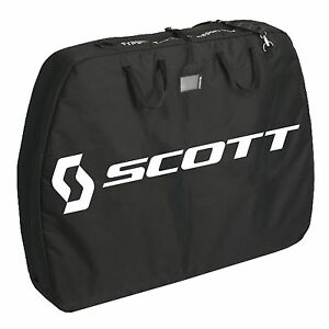 Housse de v lo scott classic sac transport matelass neuf for Housse transport velo