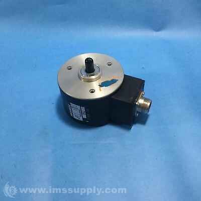 Ono Sokki Rp-446z 750 Rotary Encoder Low Torque Fnip