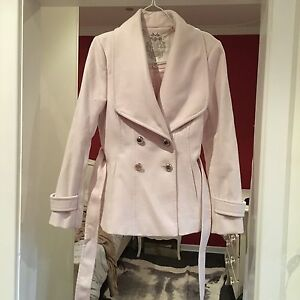 Forever New Cream & Silver Size 10 Jacket $70 Como South Perth Area Preview