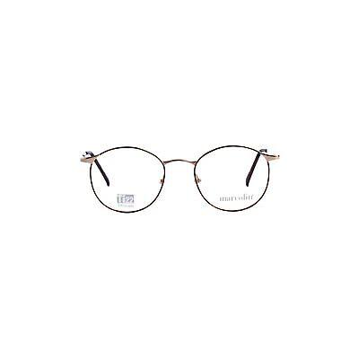 Marcolin Ti22 2014 Titanium Prescription Eyeglasses Frame  Tortoise