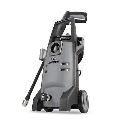 Sun Joe Electric Pressure Washer | 2000 PSI Max | 3 Included Tips | Foam Cannon