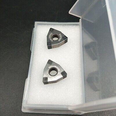 Wnmg432 Cbn Wnmg080408 Cbn Hardened Steel Insert Made Of Boron Nitride Wnmg