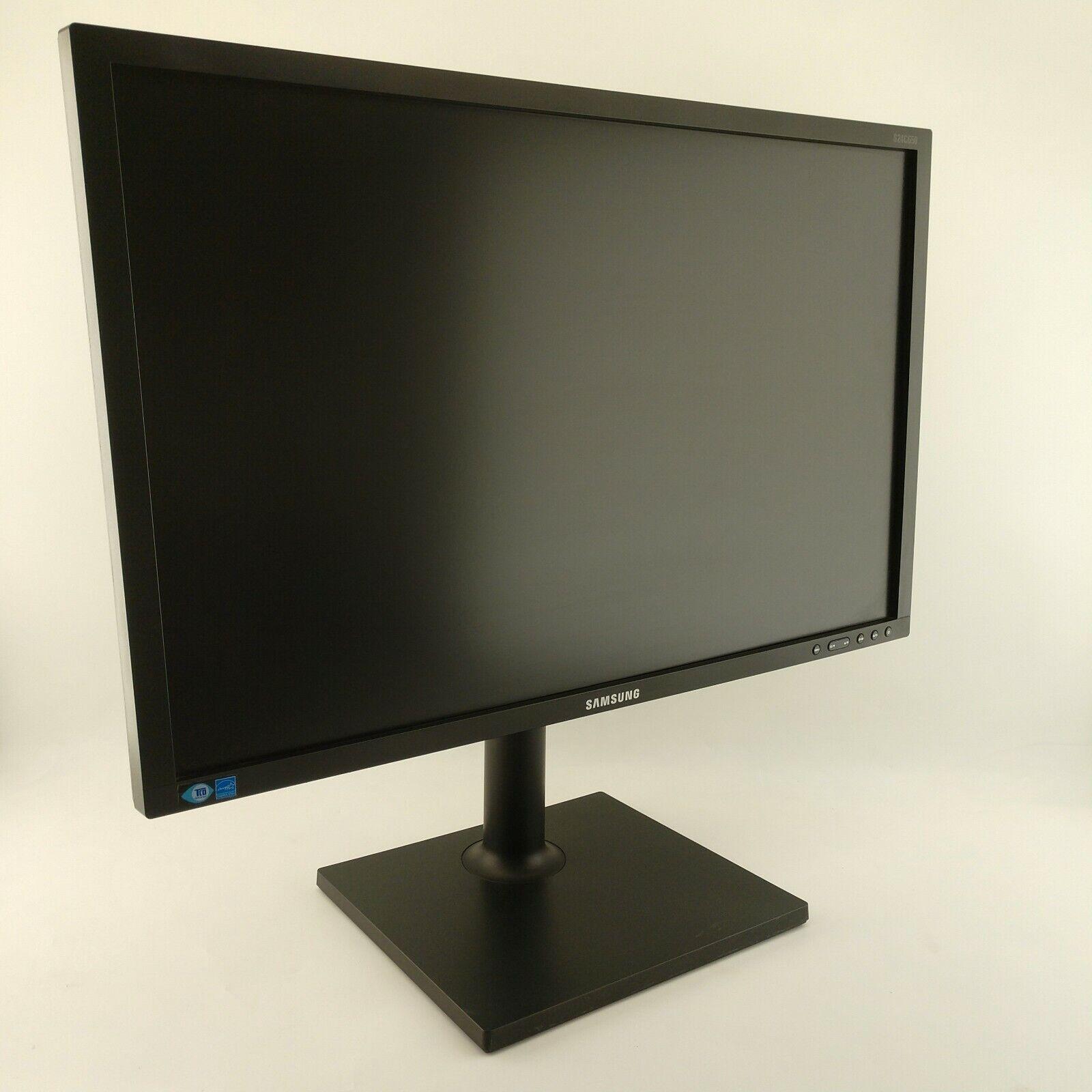 Samsung S24C650, 24 Zoll Monitor, 1920x1200, DVI, VGA, Pivot, A-Ware