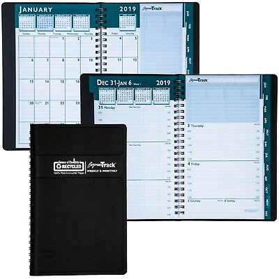 2019 House Of Doolittle Express Track 294-02 Weekly Monthly Planner 5 X 8