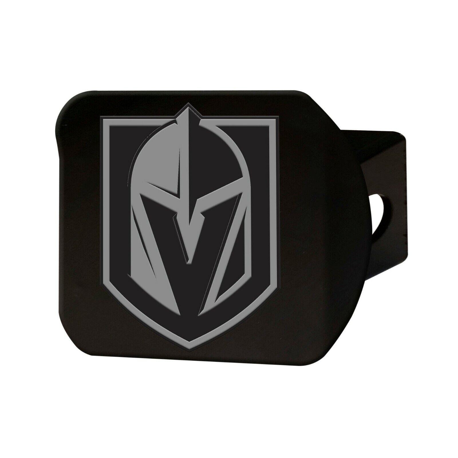 Fanmats Ottawa Senators Chrome on Black 3D Hitch Cover Primetime Sports NHL