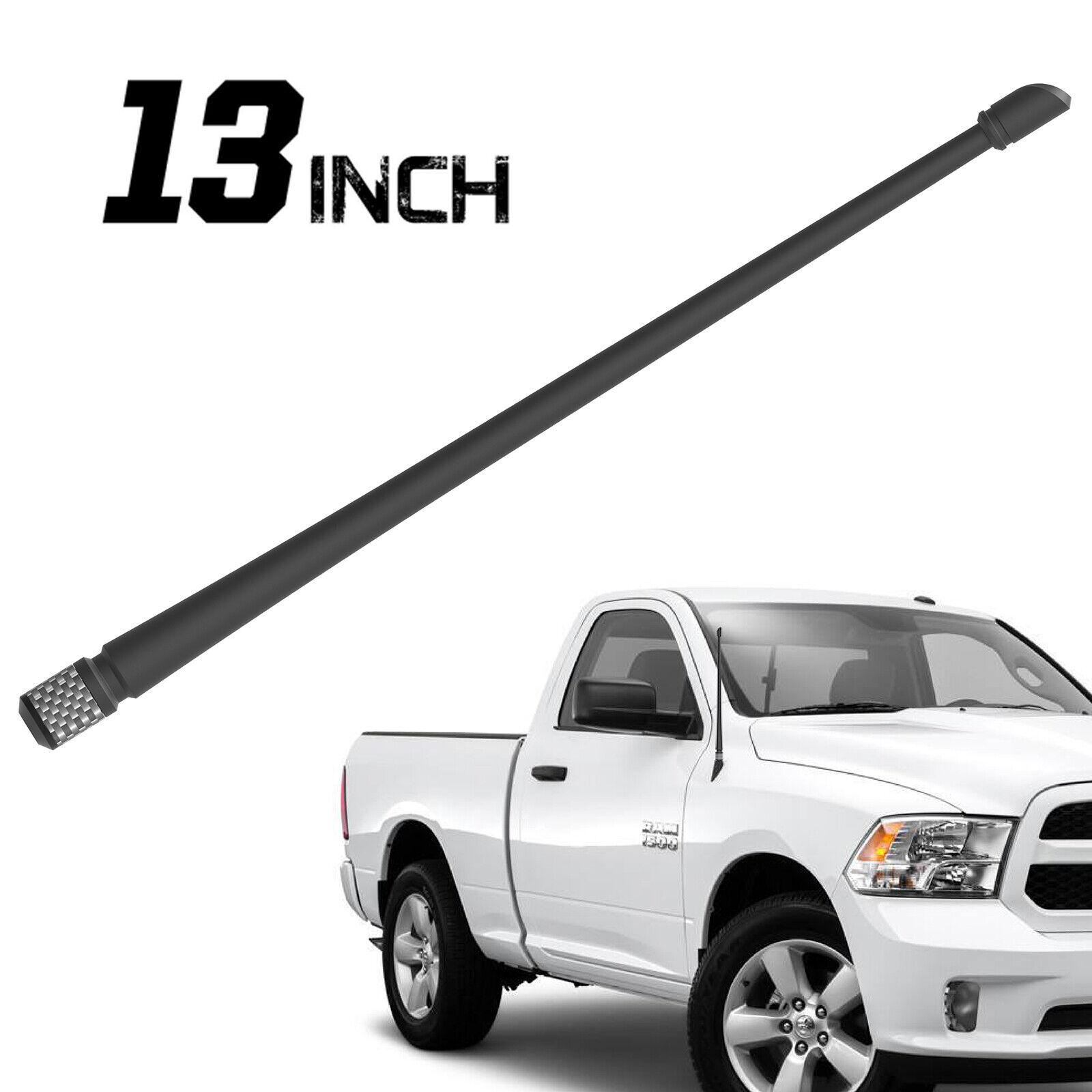 как выглядит Rydonair 13 inches Flexible Antenna Compatible with 2012-2021 Dodge Ram 1500 фото