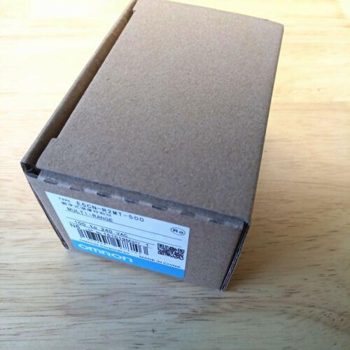 New Digital OMRON Temperature Controller AC100-240V 50/60HZ IN BOX E5CN-R2MT-500