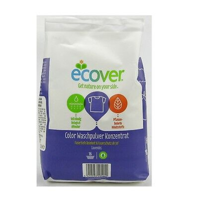 Pulver-konzentrat ((5,16/kg) Ecover Color Waschpulver Konzentrat 1,2 kg)