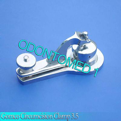 3 Gomco Circumcision Clamp 3.5 Cm Surgical Instruments