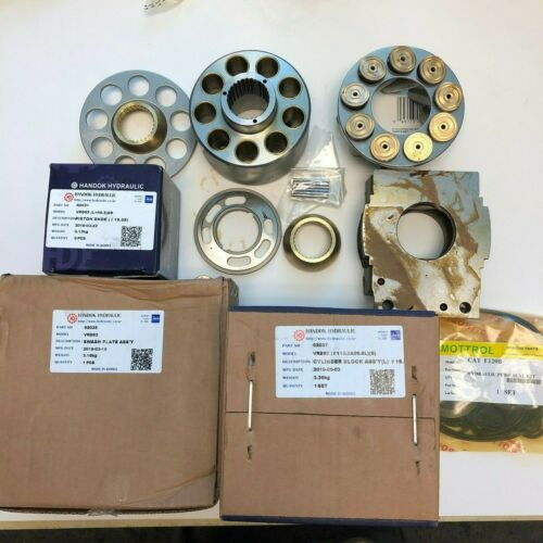 VRD63 HYDRAULIC PUMP PARTS FITS CATERPILLAR CAT E110B E120B BLOCK CYLINDER VALVE
