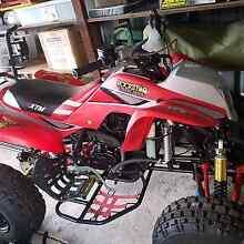 Xtm 250 quad Safety Bay Rockingham Area Preview