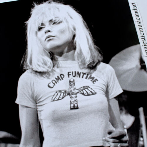 DEBBIE HARRY CAMP FUNTIME POSTER DEBBIE HARRY RARE