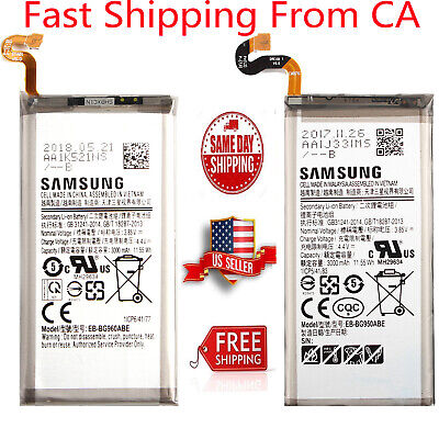 For Samsung Galaxy S8   S8 Active   S9 Plus New Original OEM Battery Replacement