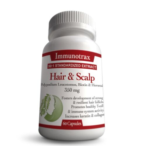 Alopecia Areata Treatment | Immunotrax Hair & Scalp for Autoimmune Hair Loss