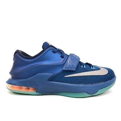Nike KD VII 7 GS Elevate Boy's Kevin Durant Basketball Shoes Size 6.5 669942-400