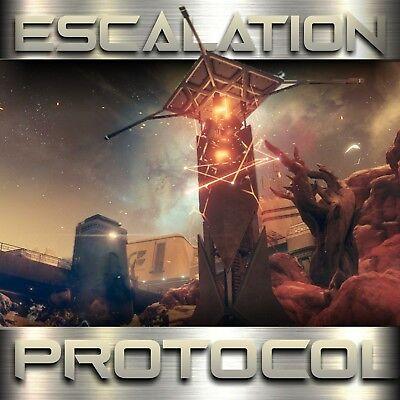 Escalation Protocol   Level 7   Ps4   Destiny 2