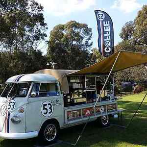VW KOMBI CAFE 53 - FOR HIRE Cameron Park Lake Macquarie Area Preview
