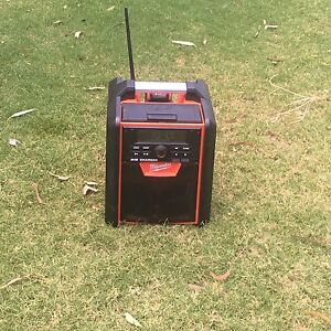 WANTED Milwaukee Radio M18RC Two Wells Mallala Area Preview