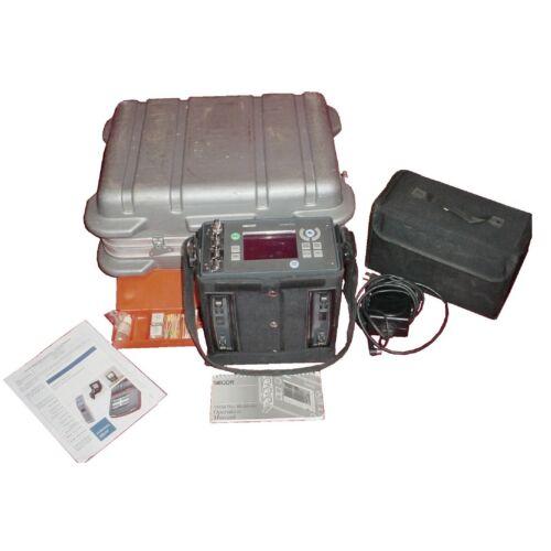 Siecor OTDR Plus Multitester c/w VFL Model 383-MD55-SD55