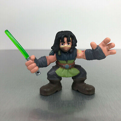 Star Wars Galactic Heroes QUINLAN VOS figure Jedi master