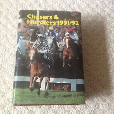 Chasers And Hurdles 91/92 TIMEFORM horse racing