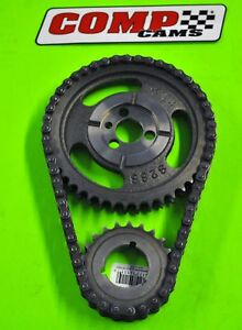 Comp Cams SBC SB Chevy Double Roller Timing Chain Set 350 383 400