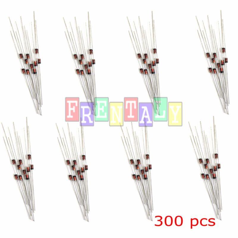 300Pcs (2V – 39V) 30 Values 1/2W 0.5W Zener Diode Assorted kit Assortment Set