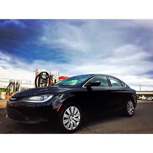 Excellent condition 2015 chrysler 200