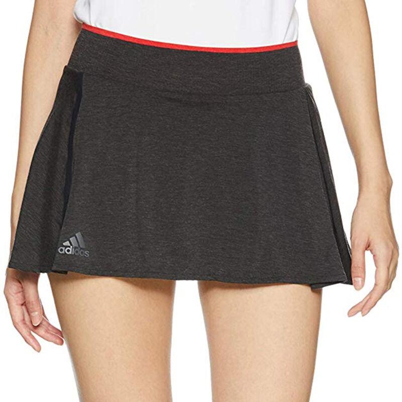 adidas Performance Womens Barricade Slim Fit Tennis Sports Skirt Skort - L