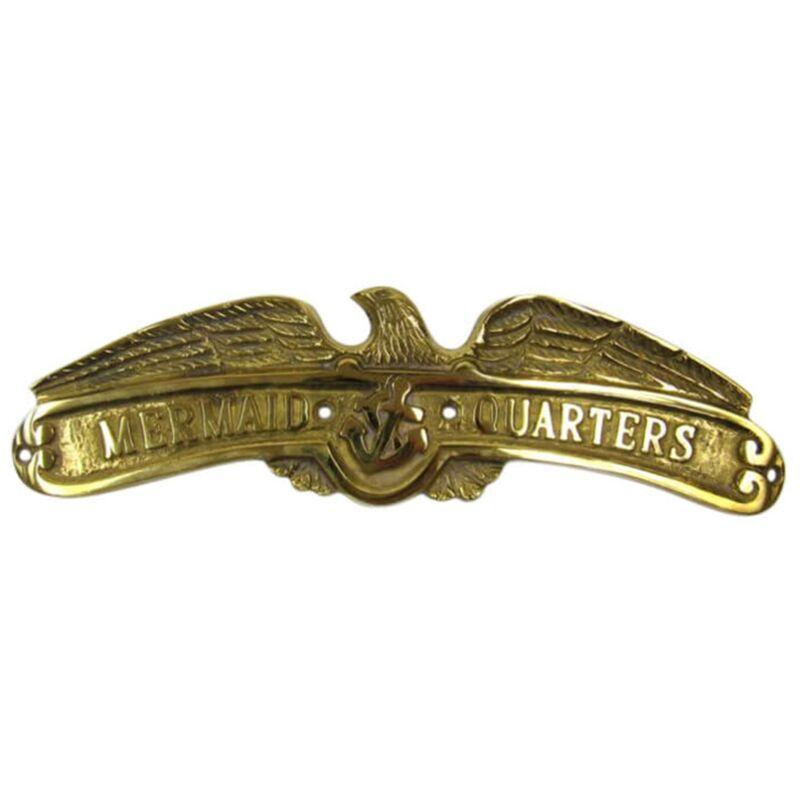 "India Overseas Trading Brass Eagle ""MERMAID QUARTERS"""