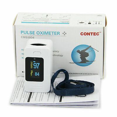 Fingertip Oximeter Spo2 Pr Monitorblood Oxygen Pulse Oximeter Fast Shipping