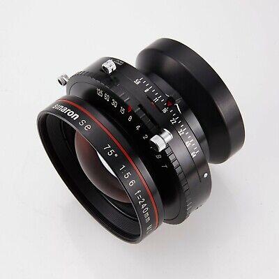 Sinar Sinaron SE  240mm f/5.6 MC (Rodenstock Apo-Sironar-S) EX+++