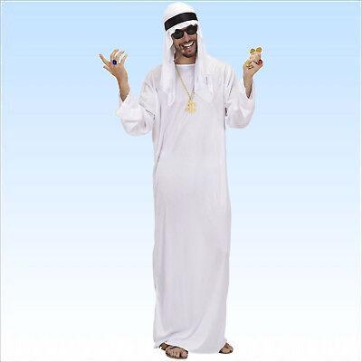 Arabischer Scheich Gr. L + XL Kostüm Fasching Emir Faschingskostüm Herrscher