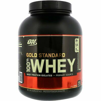 Optimum Nutrition - 100% Whey Gold Extreme Milk Chocolate, 5