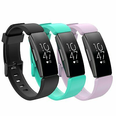 3-PACK  Replacement Bracelet Watch Band for Fitbit Inspire / Inspire HR Fit Tech Parts