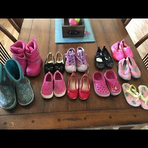 Toddler Size 7 Shoes and Boots