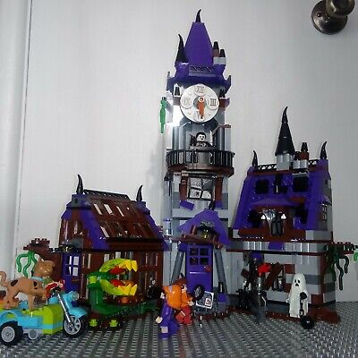 Lego Scooby-Doo Mystery Mansion (75904)