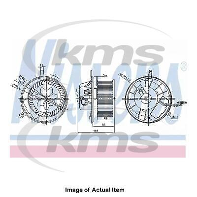 New Genuine NISSENS Interior Heater Blower Motor 87032 MK1 Top Quality