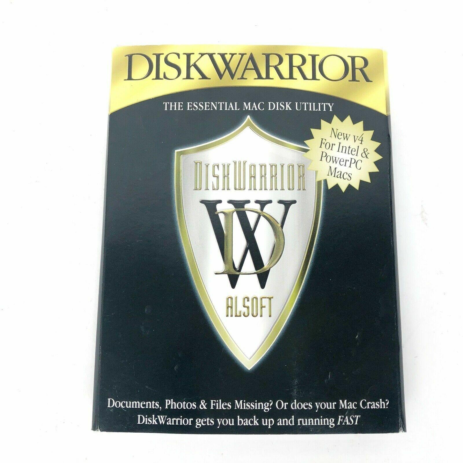 DiskWarrior 5 Program for Sale