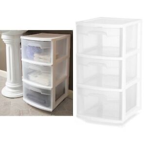 3-drawer carts (2 available)